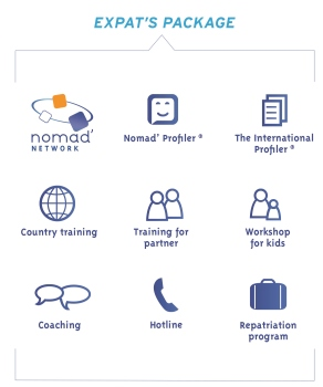 Courses for expats